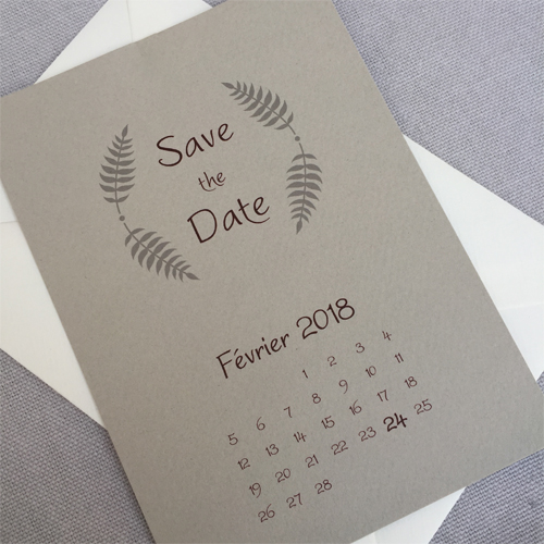 atelier du faire part save the date. Black Bedroom Furniture Sets. Home Design Ideas