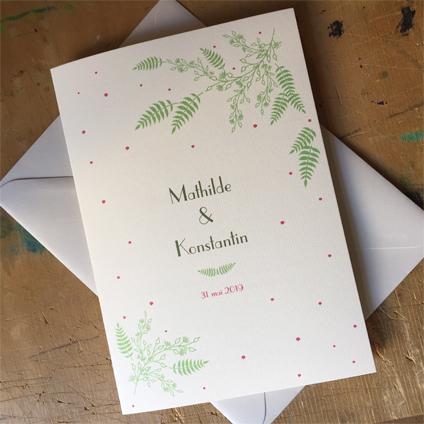 mariage champetre vegetal bucolique
